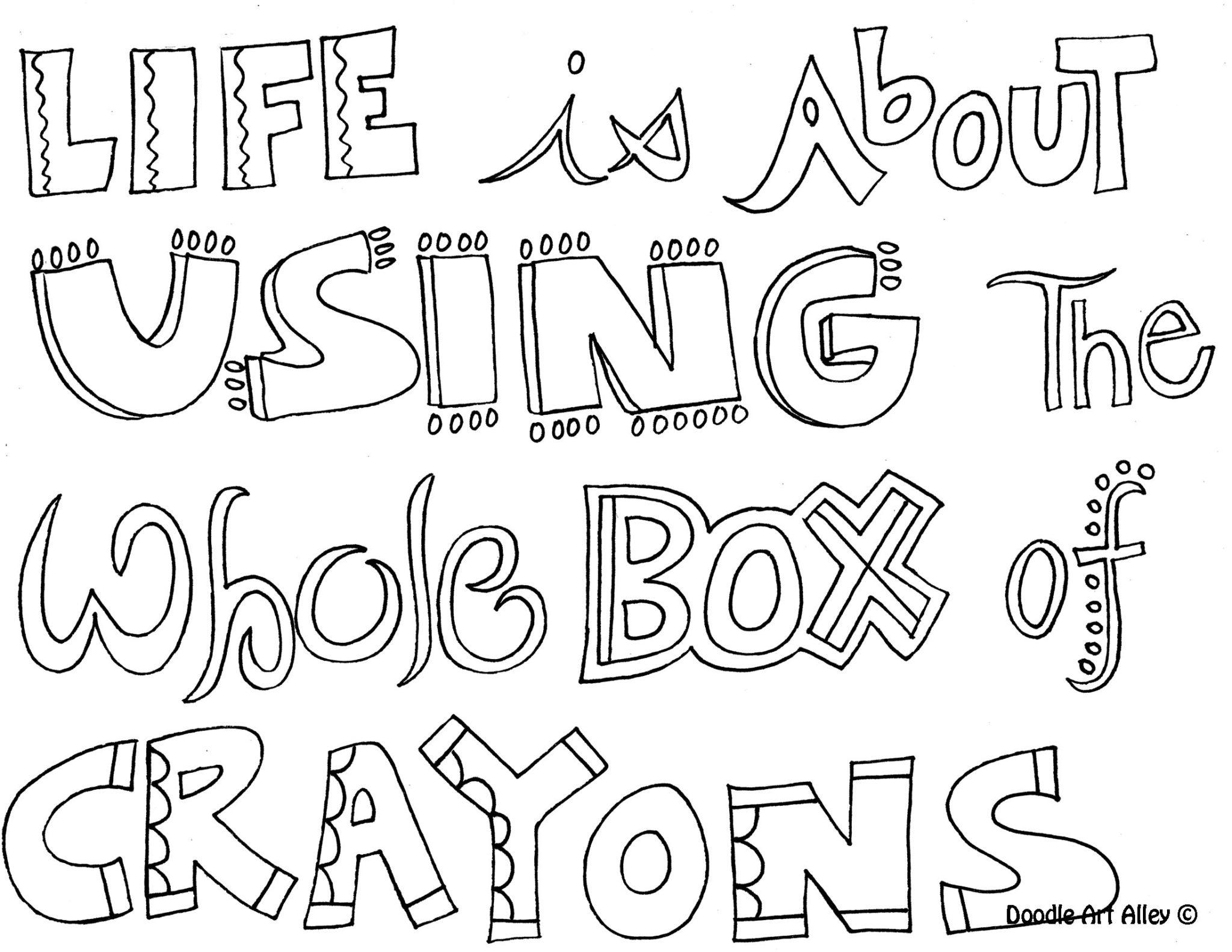 Coloring Pages Quotes : Quotes tasha chawner